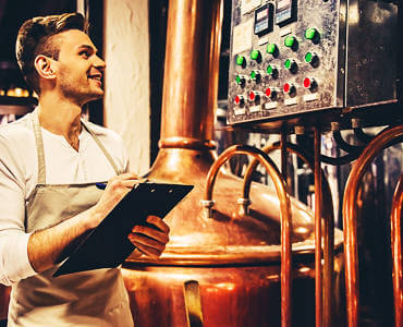 Debt collecting for the brewery and pub sector